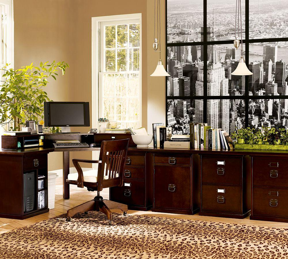 pottery barn bedford rectangular office desk bedford 3 drawer file cabinet amazing small work office decorating ideas 3