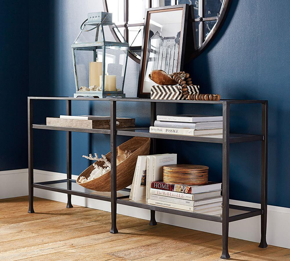 Pottery Barn Console Table: Tanner Long Console Table