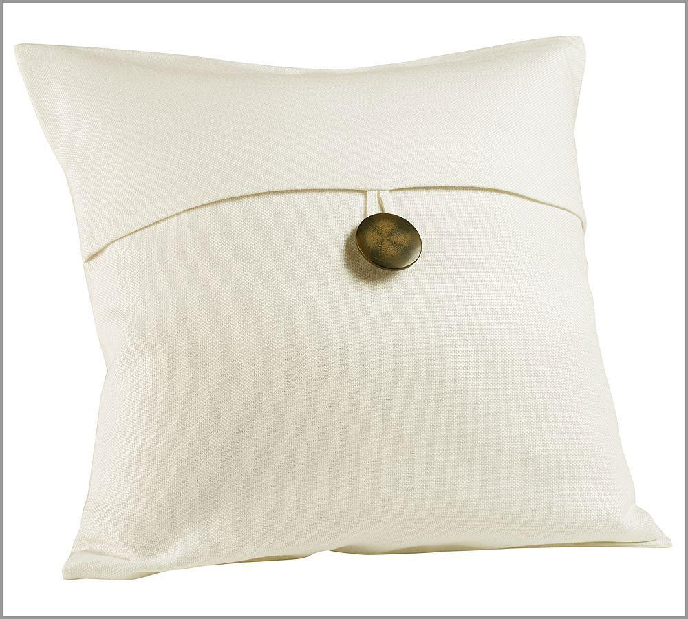 Pottery Barn Decorative Pillow Covers : Textured Linen Cushion Cover Pottery Barn AU