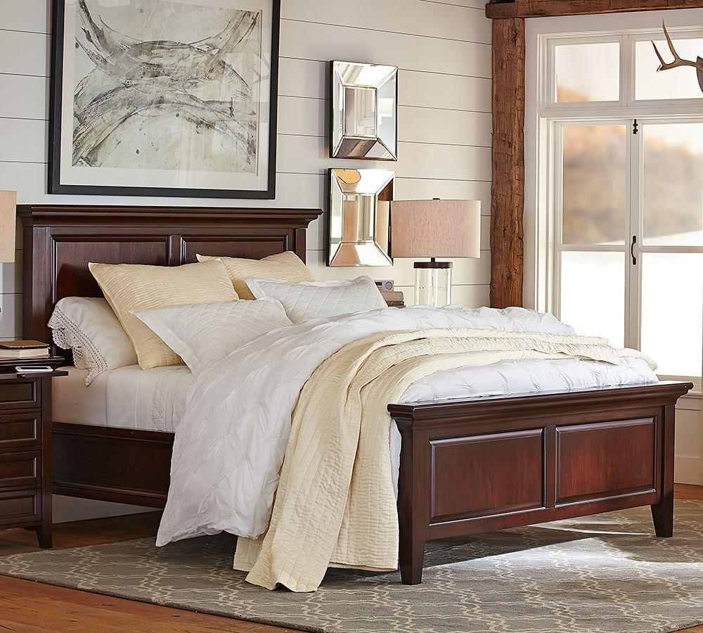 Pottery Barn Bedroom Furniture Bed