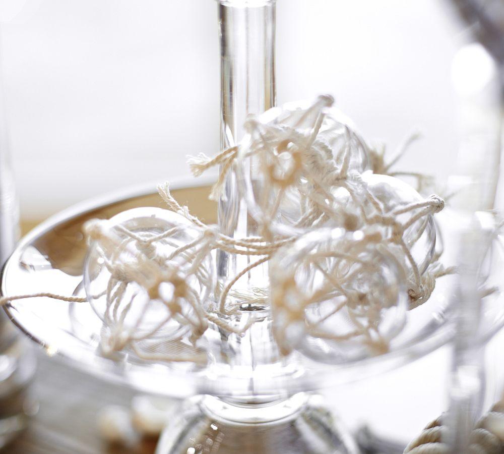 Mini Glass Buoys Vase Filler