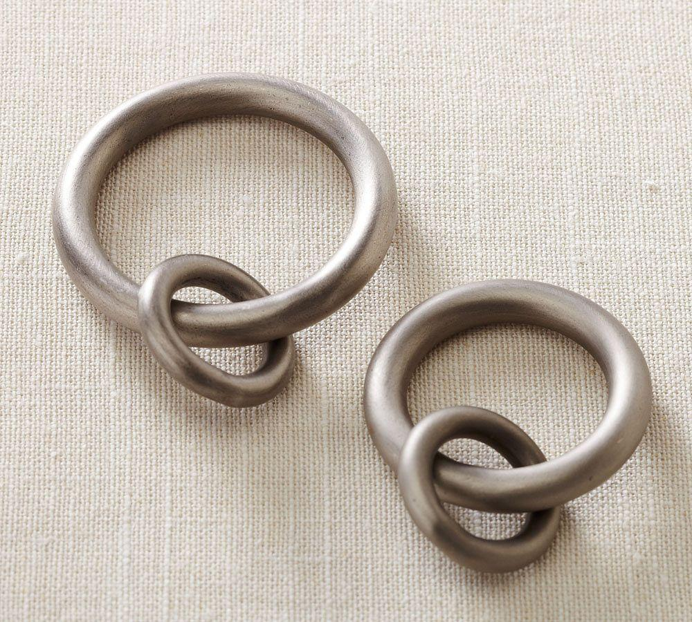 wood napkin rhino ring rings pewter