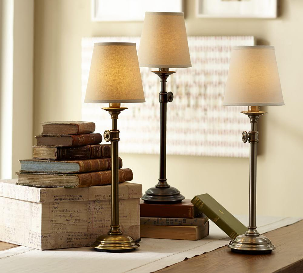 Chelsea Accent Lamp Base Pottery Barn Au