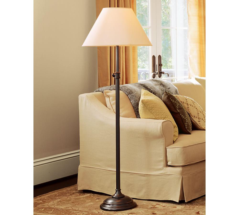 Chelsea Floor Lamp Base Pottery Barn Au