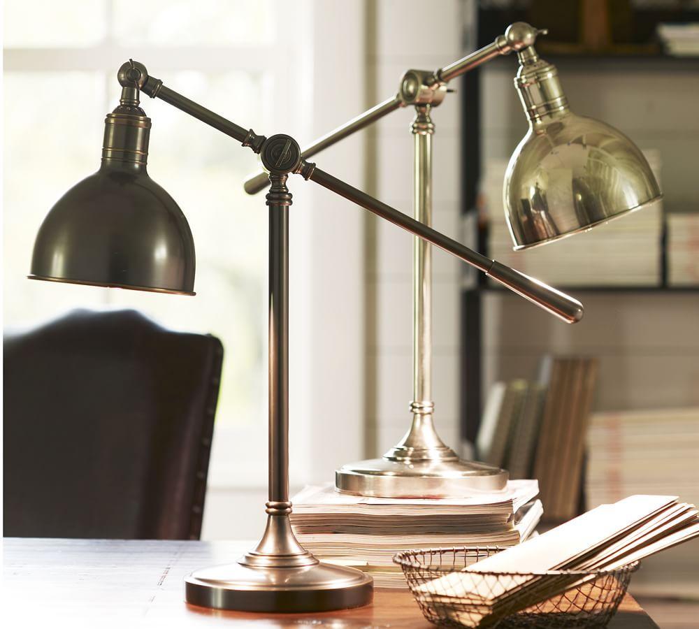 Cole Task Table Lamp Pottery Barn Au