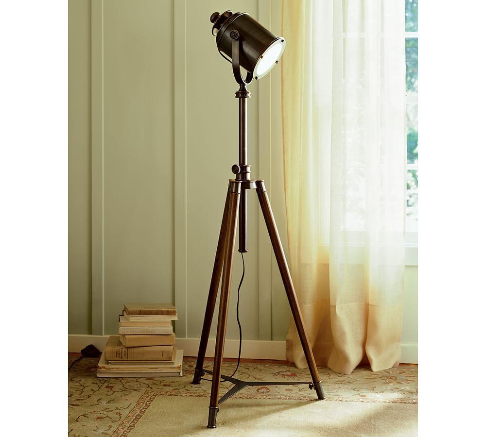 Photographer 39 S Tripod Floor Lamp