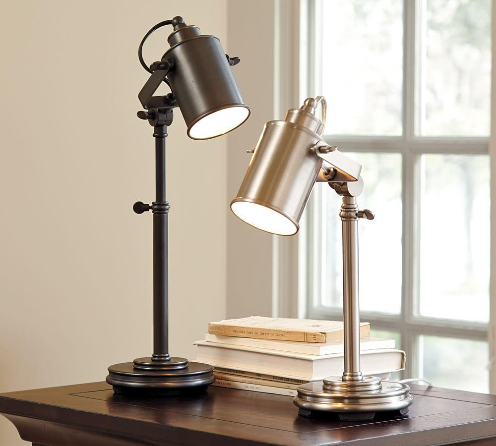 Photographer S Task Table Lamp Pottery Barn Au