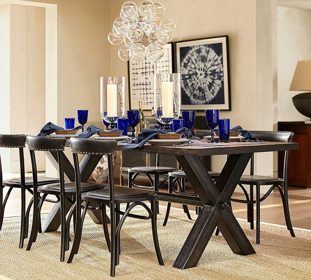 lucas dining chair pottery barn au. Black Bedroom Furniture Sets. Home Design Ideas