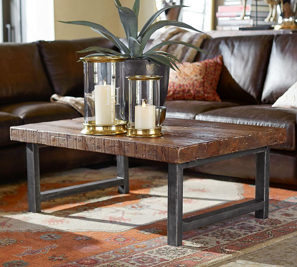Griffin Coffee Table Pottery Barn Au