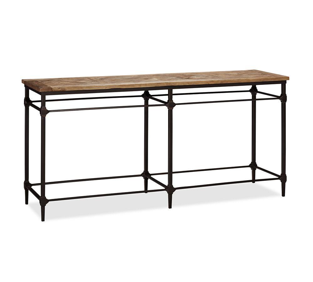 Parquet Console Table