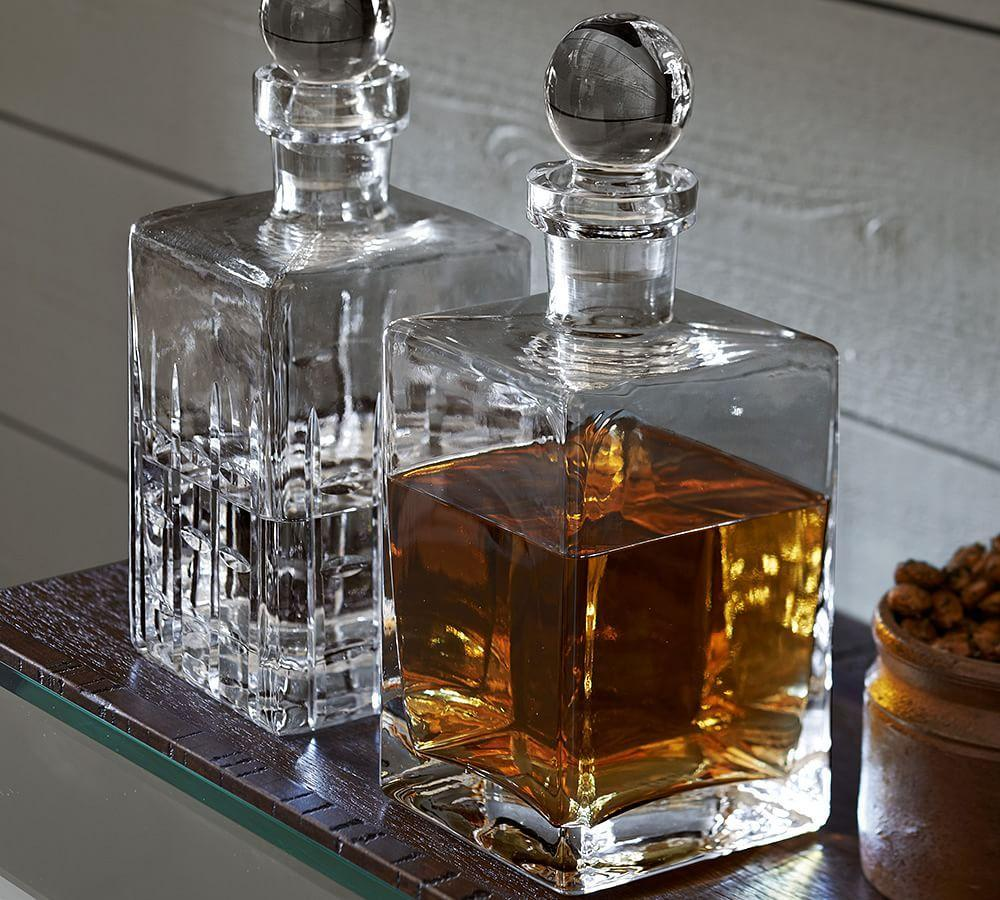 Square Decanter