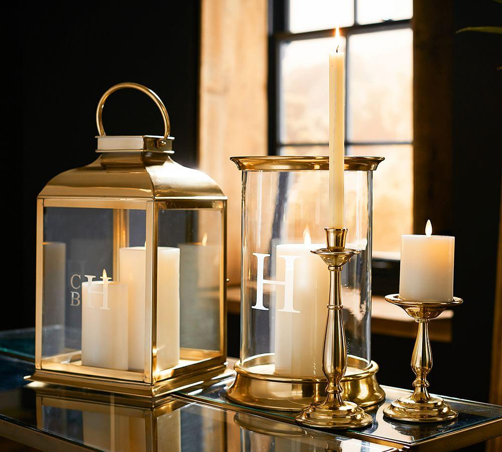 Arlington Pillar Candleholder Pottery Barn Au