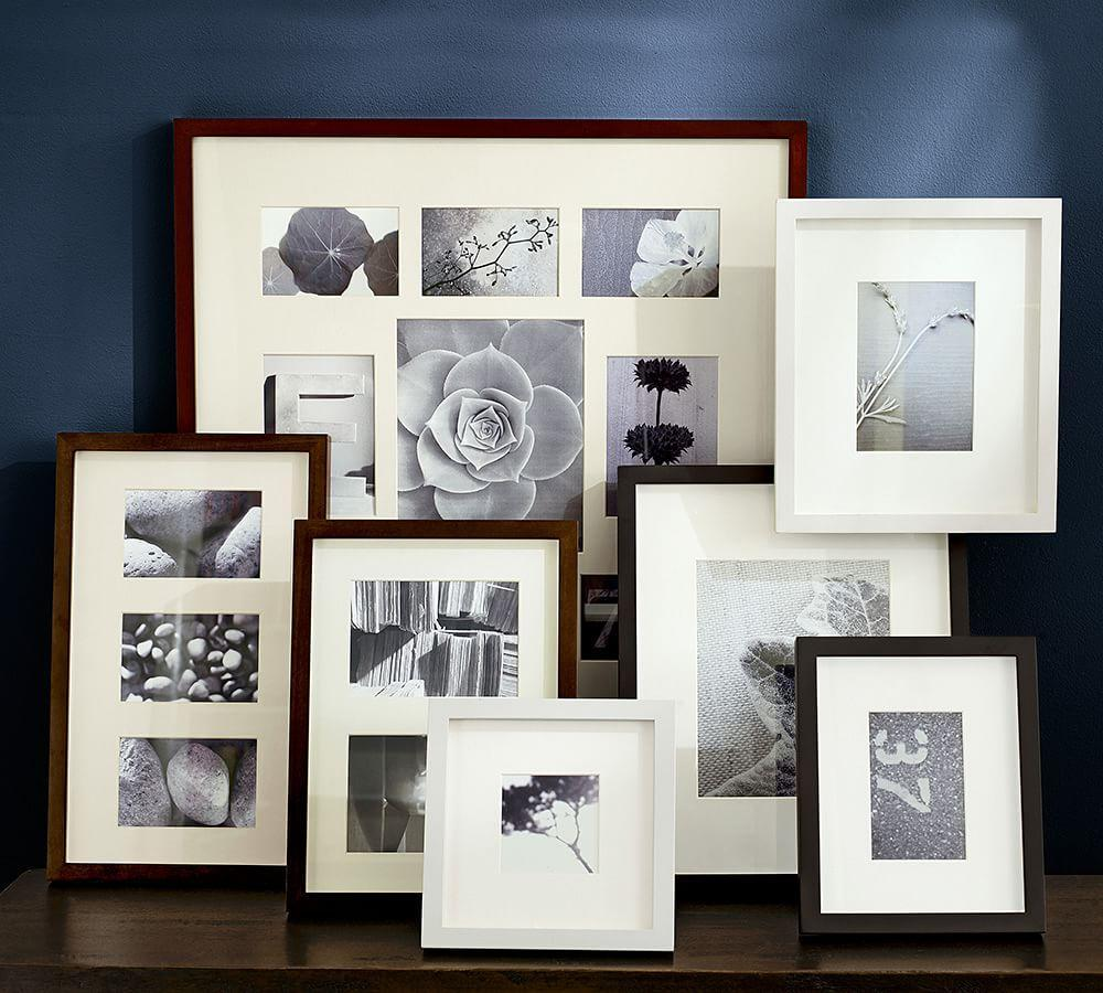 Picture frames with multiple pictures gallery craft decoration ideas wood gallery multiple opening frames pottery barn au wood gallery multiple opening frames jeuxipadfo gallery jeuxipadfo Images