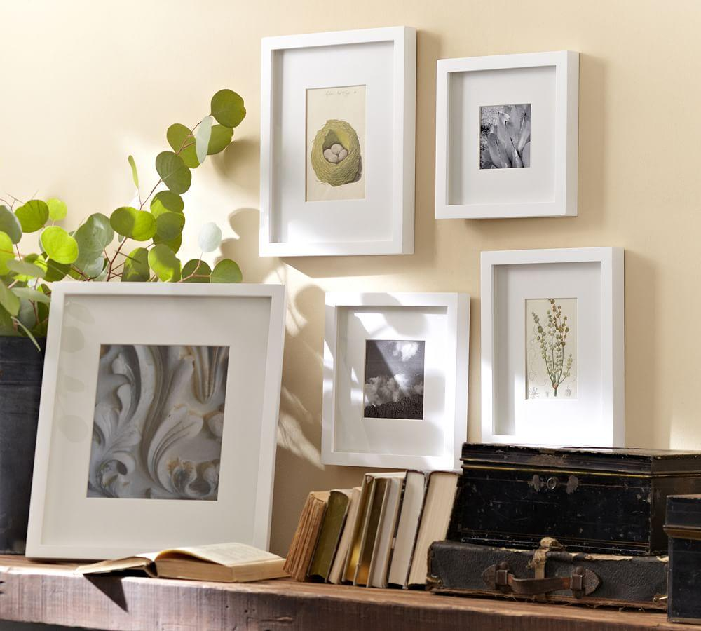 Wood Gallery Single Opening Frames Pottery Barn Au