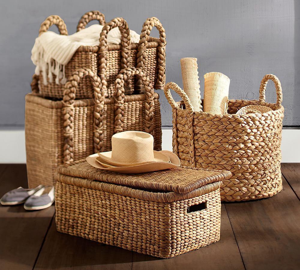 Savannah Lidded Baskets