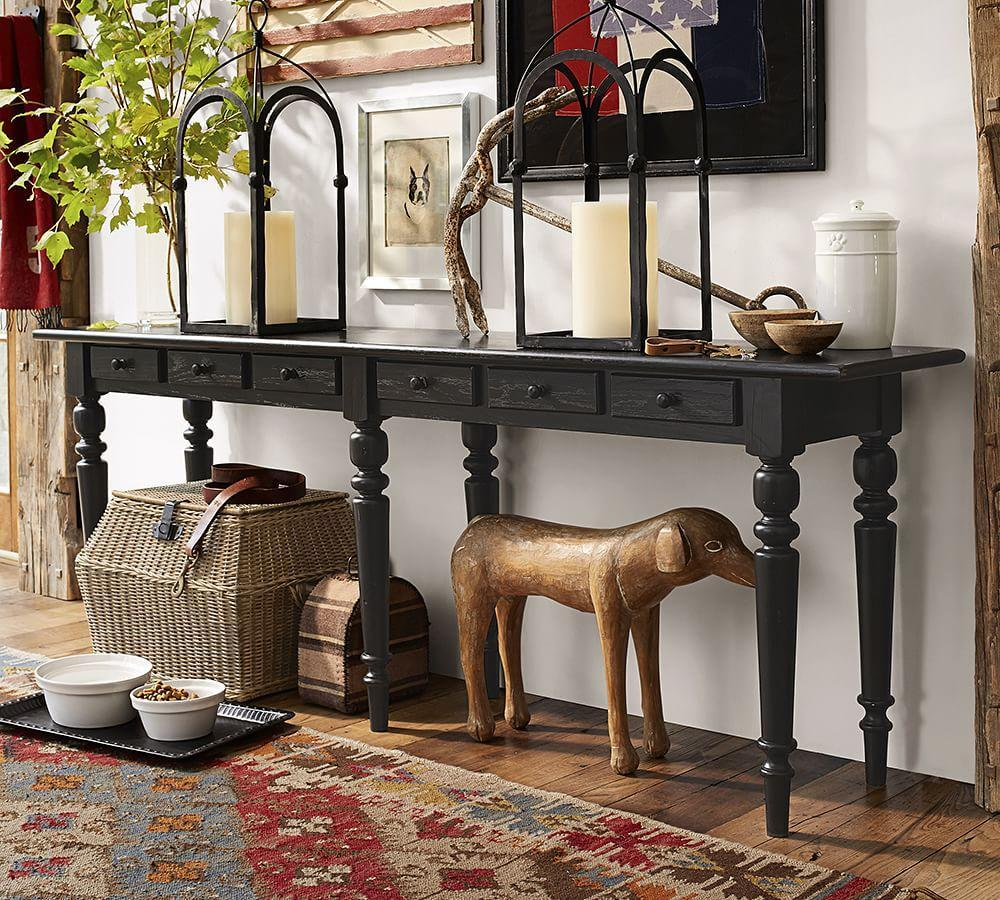 Tivoli Console Table Pottery Barn Au