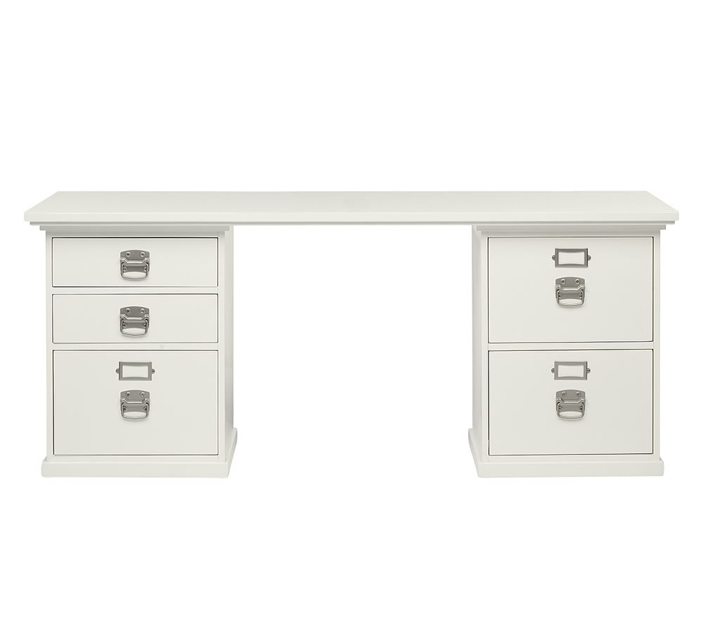 Bedford Rectangular Desk Set