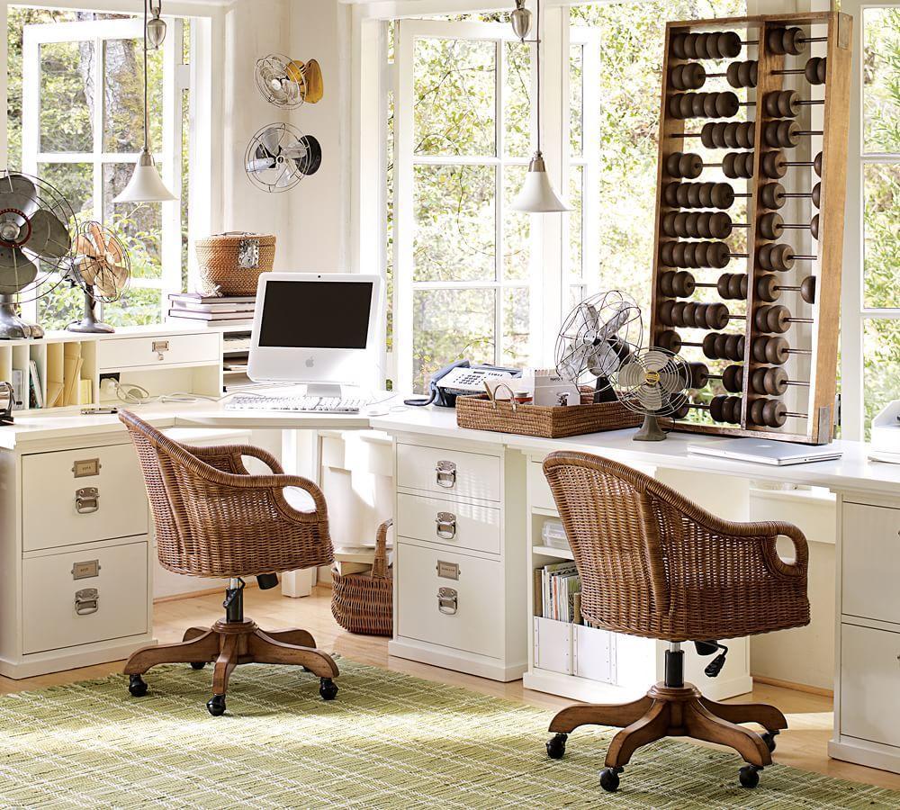 furniture desks build your own bedford modular desk