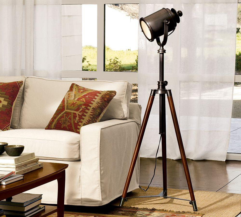 Photographer S Tripod Floor Lamp