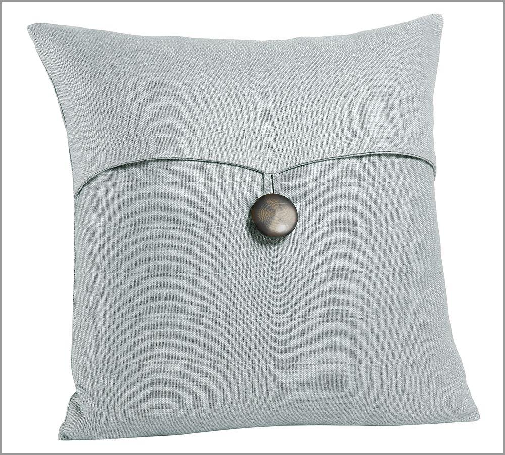 Textured Linen Cushion Cover Pottery Barn Au