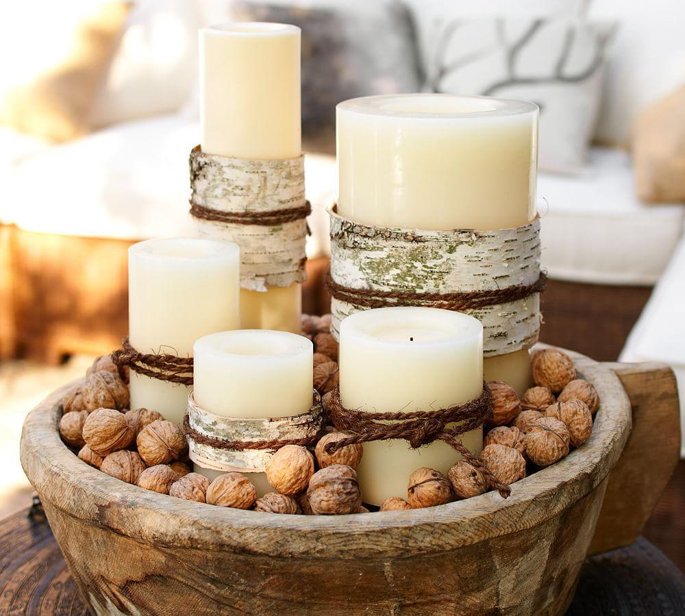 Flameless Outdoor Candle | Pottery Barn AU