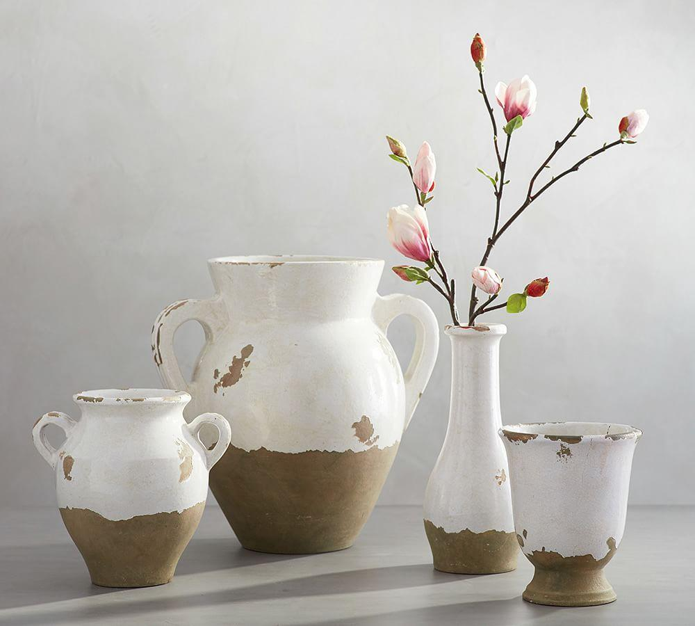 Tuscan Urns amp Cachepot Pottery Barn AU