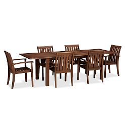 Outdoor Dining Table Amp Outdoor Dining Furniture Pottery Barn