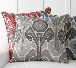pillows pottery barn. Black Bedroom Furniture Sets. Home Design Ideas
