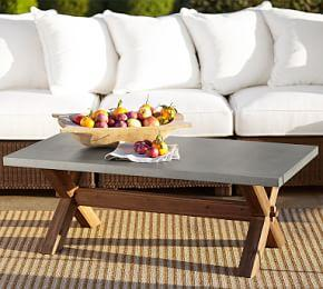 Abbott Rectangular Coffee Table