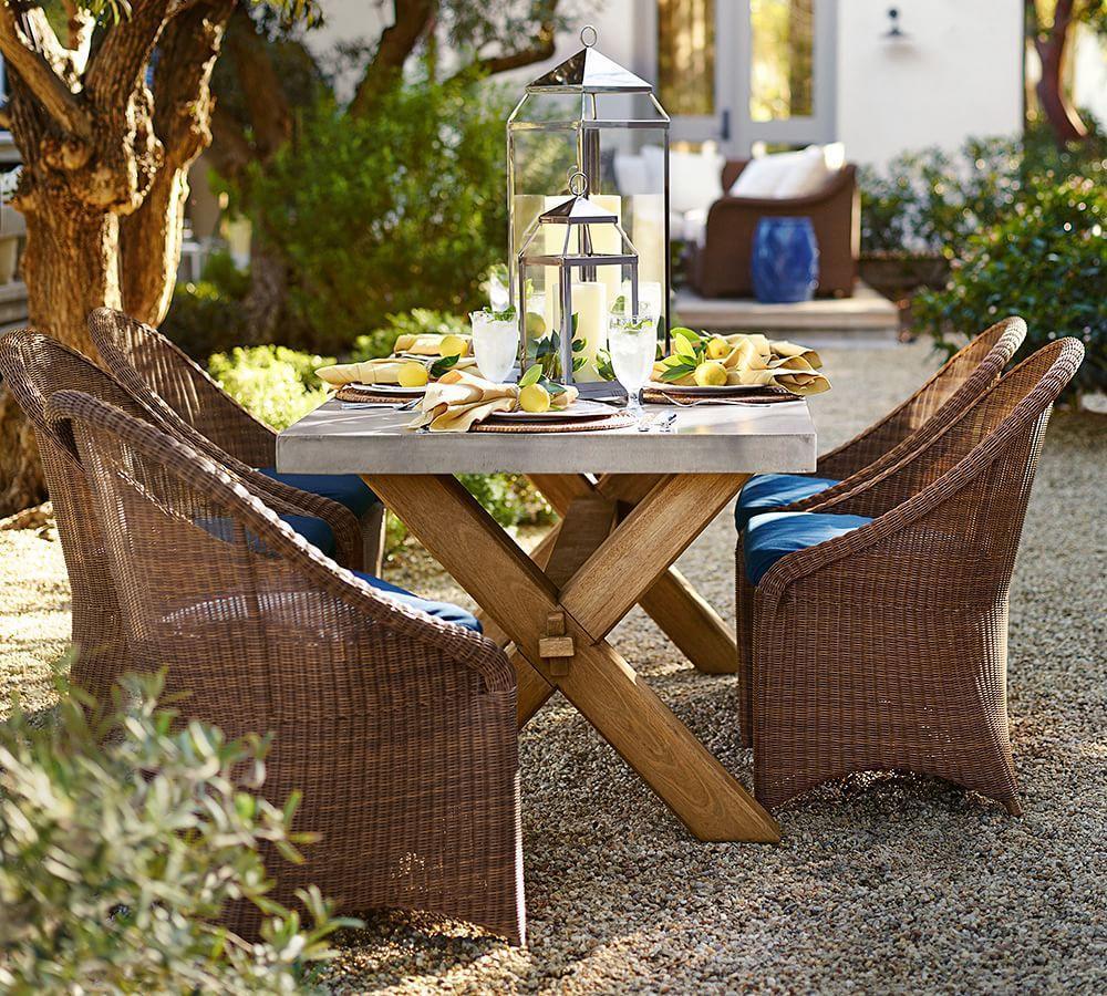 Pottery barn rectangular dining table - Abbott Rectangular Dining Table Abbott Rectangular Dining Table