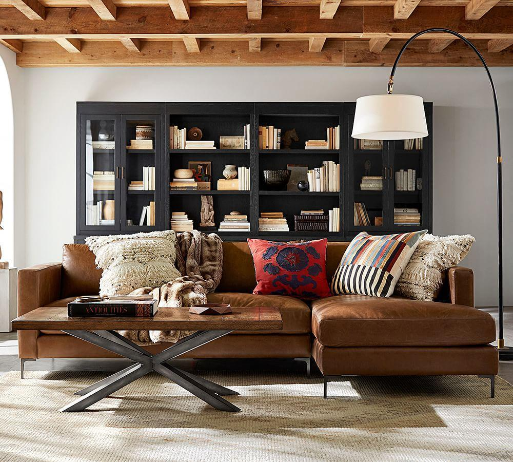 40 Rustic Living Room Ideas To Fashion Your Revamp Around: Jax Big Daddy Coffee Table