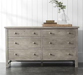 Farmhouse Extra-Wide Dresser