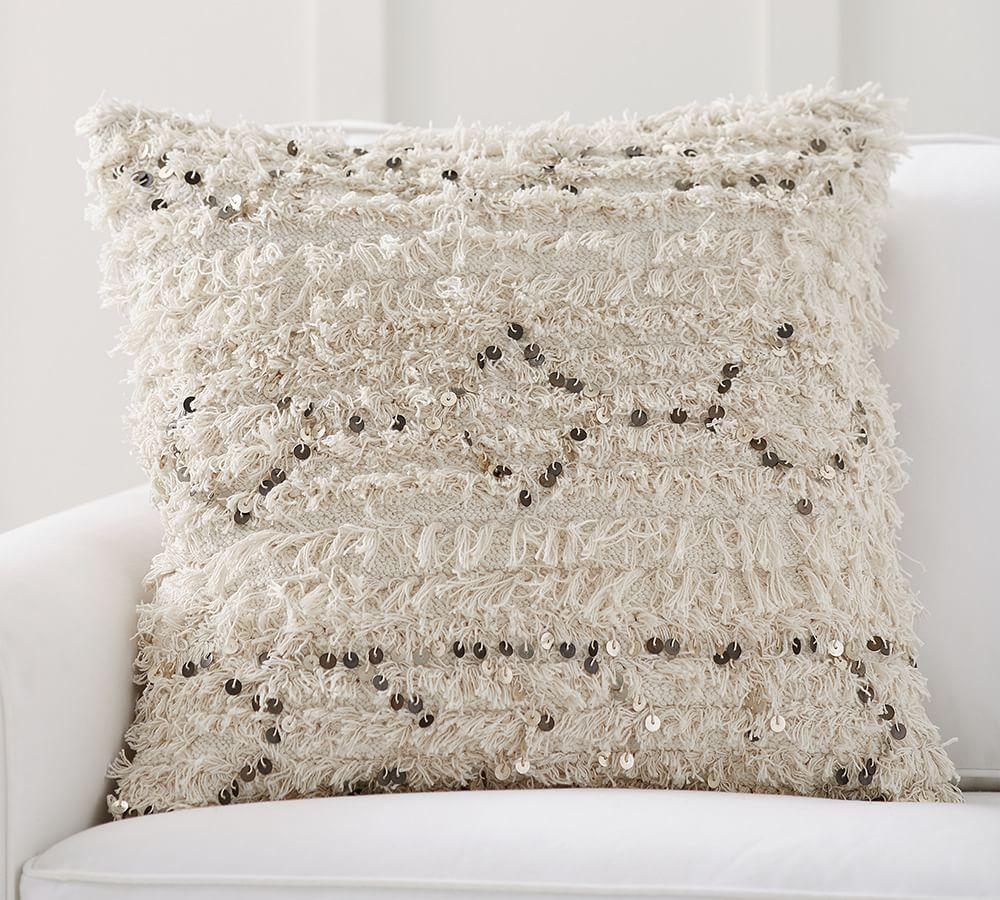 Moroccan Wedding Blanket Cushion Covers