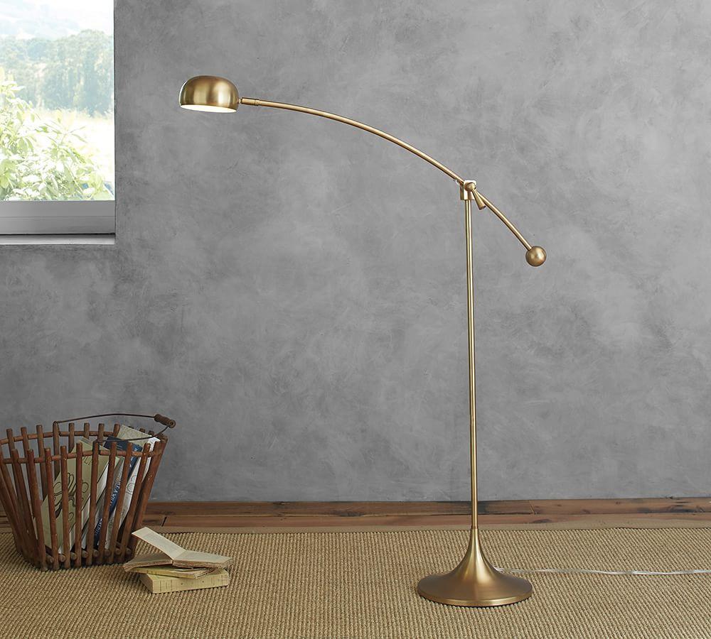 Larkin LED Task Floor Lamp