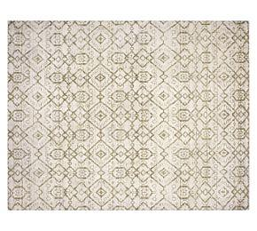 Outdoor Synthetic Rugs Pottery Barn Ai