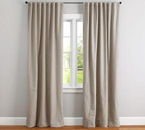 Curtains Amp Window Coverings Pottery Barn