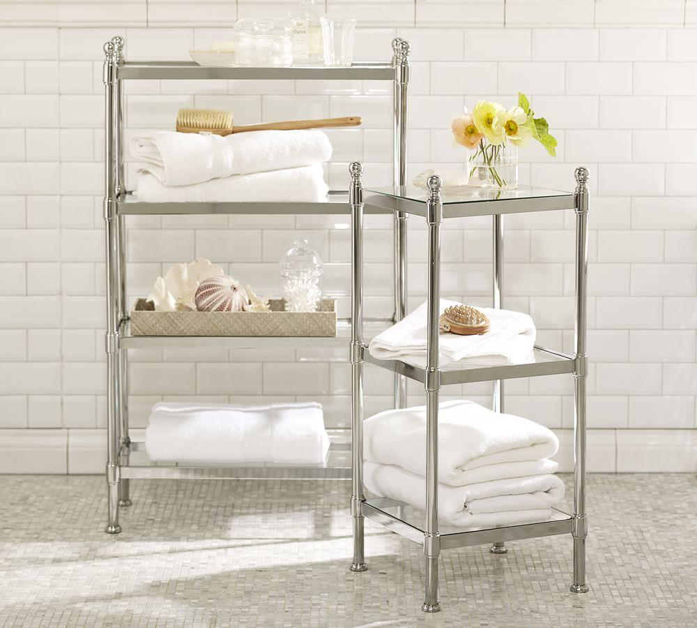 Metal Etagere Pottery Barn Au