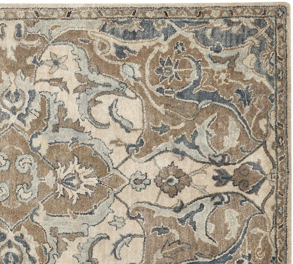 Wool Rugs Hand Tufted Rugs Amp Yarn Dyed Rugs Pottery Barn