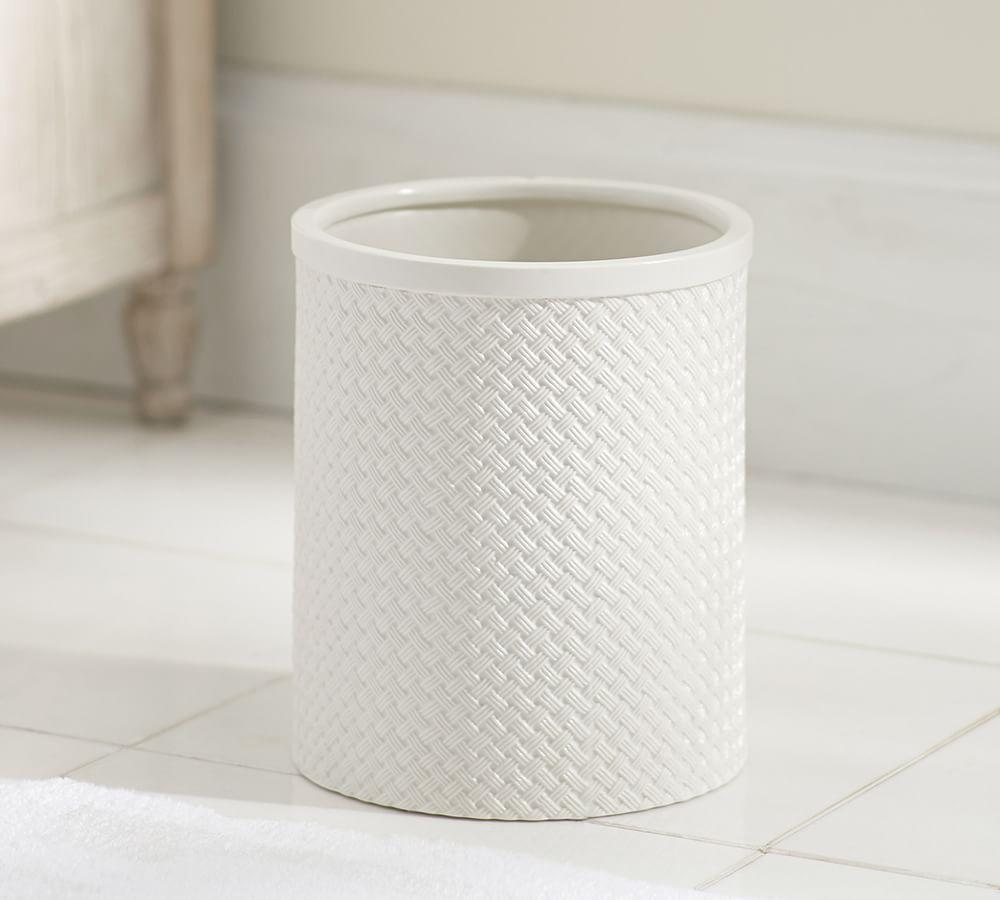 Porcelain Basketweave Accessories Pottery Barn Au