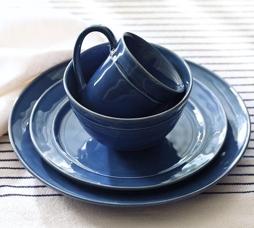 Cambria Dinnerware Ocean Pottery Barn Au