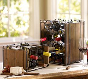 Industry Wine Rack