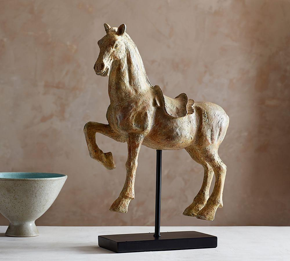 Horse On Stand Pottery Barn Au