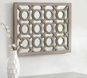 Wall Mirrors Decorative Mirrors Amp Round Mirrors Pottery
