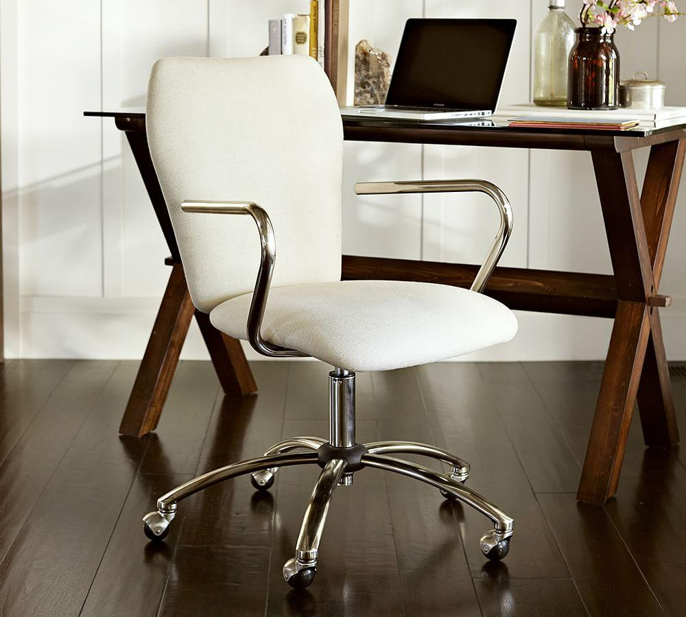 Airgo Swivel Desk Chair Pottery Barn Au