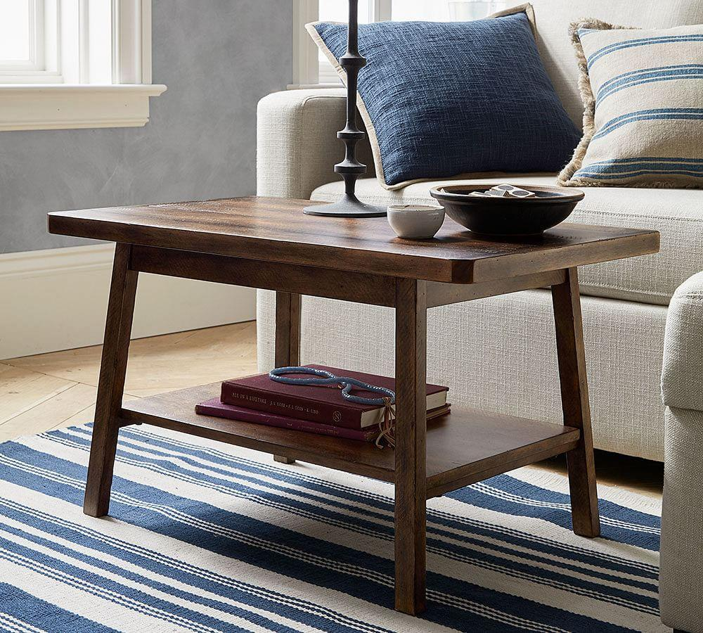 Potterybarn Table: Mateo Coffee Table