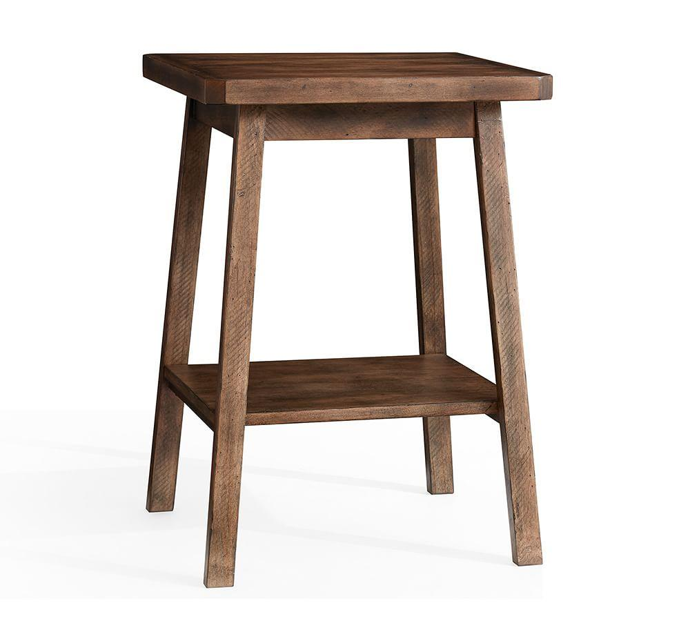 Mateo Side Table Pottery Barn Au