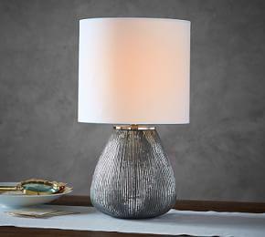 Desk Lamps Desk Lighting Amp Table Lamps Lighting Pottery Barn