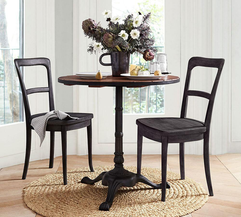 Rae Bistro Table Pottery Barn Au