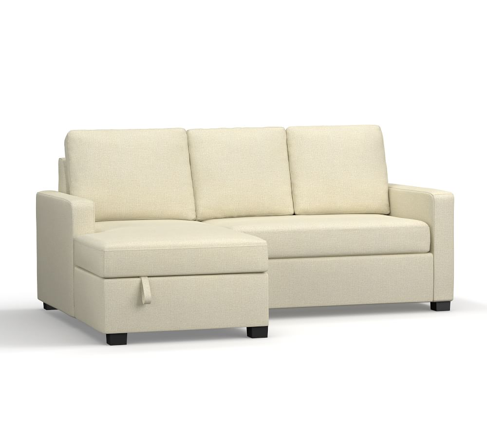 soma bryant square arm upholstered sofa storage chaise sect