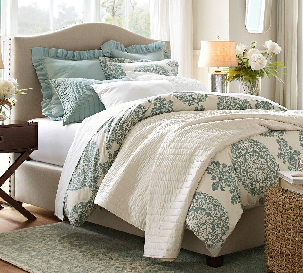 Pottery Barn Raleigh Bed Frame